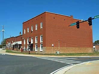 Braselton, Georgia - Image: Braselton Brothers Department Store Warehouse Oct 2012
