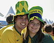 Brazil and Croatia match at the FIFA World Cup (2014-06-12; fans) 14.jpg