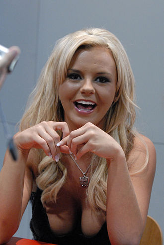 Bree Olson - Bree Olson at Adult Entertainment Expo 2008