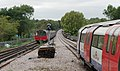 Brent Cross tube station MMB 01 1995 Stock.jpg