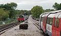 Brent Cross tube station MMB 01 1995 Stock.jpg