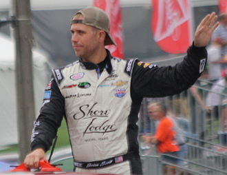 Brian Scott - Scott at Road America in 2015