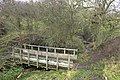 Bridge Carrying a Public Bridleway Over A Stream - geograph.org.uk - 1583275.jpg