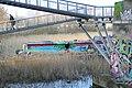 Bridge near Camping Zeeburg Amsterdam (25671907424).jpg