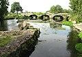 Bridge over Kings river , Kells - geograph.org.uk - 565586.jpg