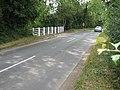 Bridge over stream north-east of Bawdeswell - geograph.org.uk - 552979.jpg