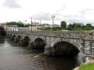 River Laune - Killorglin County Bridge over the River Laune