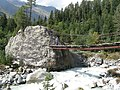 Bridge to the Chaladi glacier - panoramio.jpg