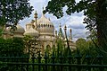 Brighton - View North on Royal Pavilion 1815-1823 John Nash.jpg