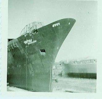 SS Shalom - Image: Brillant SHALOM2