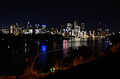 Brisbane at Night from Kangaroo Point 2.jpg