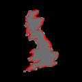 Britain Fractal Coastline 50km.png