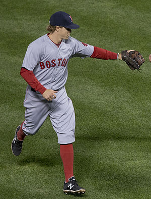Brock Holt - Holt with the Boston Red Sox