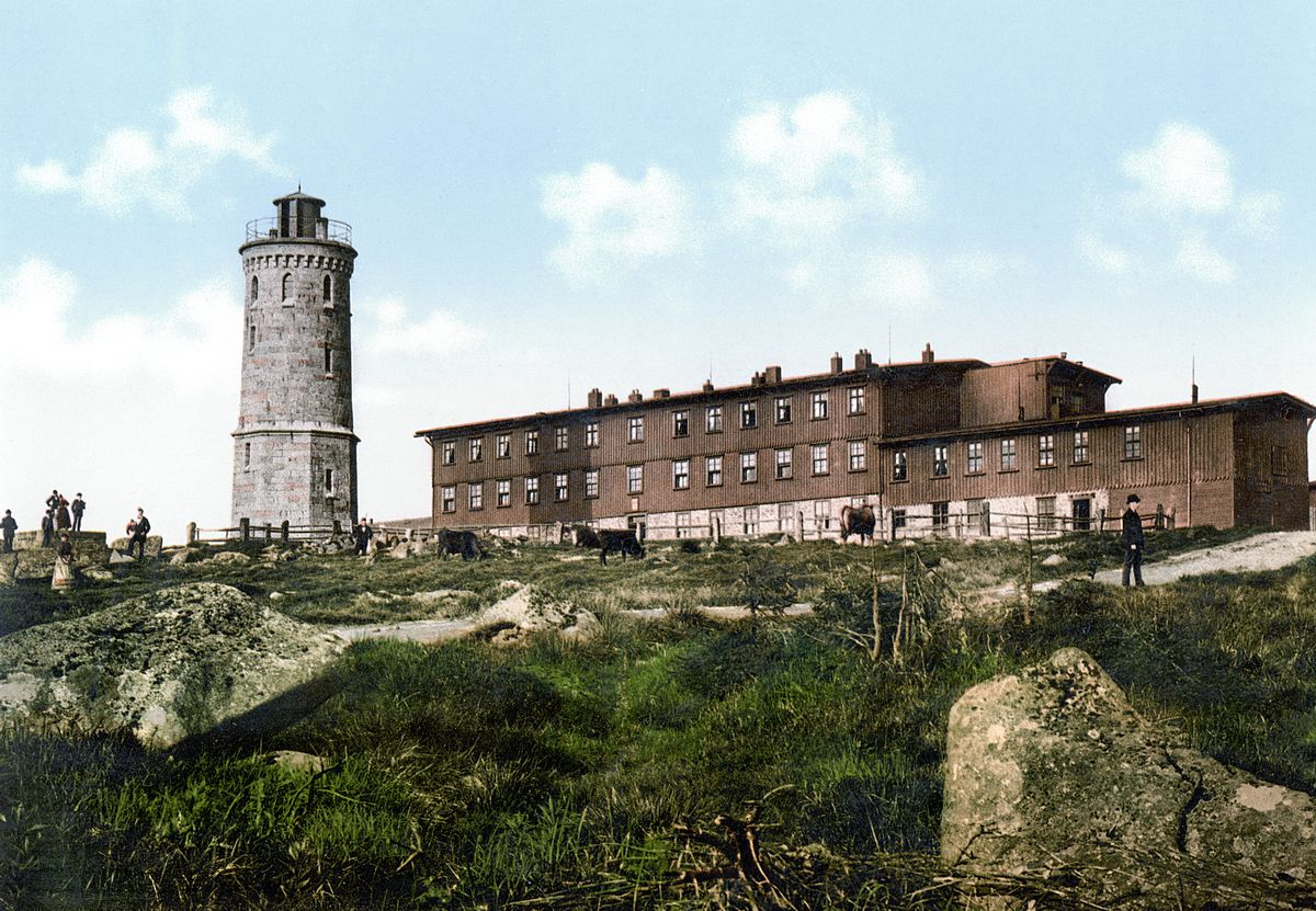 Brocken - Wikimedia Commons
