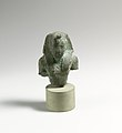 Bronze portrait head of a pharaoh MET DP20099.jpg