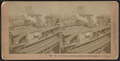 Brooklyn Bridge and elevated railways, from Brooklyn, N.Y., U.S.A, by Kilburn, B. W. (Benjamin West), 1827-1909.png