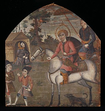 Brooklyn Museum - Sultan Sanjar and the Old Woman.jpg