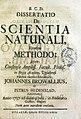 Browallius, Johan – De scientia naturali, eiusque methodo, 1737 – BEIC 8529522.jpg