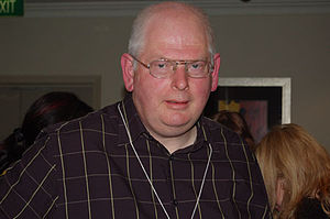 Bruce Gillespie - Bruce Gillespie in 2007.