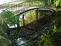Bruggetje in kasteelpark Oud Poelgeest, Oegstgeest 1.jpg