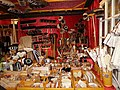 Brush stall in the Christmas market in the Alter Markt - geo.hlipp.de - 30809.jpg