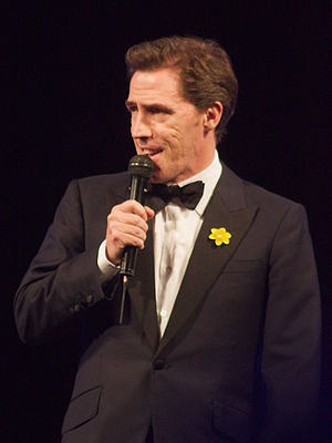 Rob Brydon - Brydon at the 2009 EG Awards