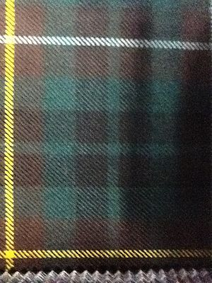 Clan Buchanan - Hunting Tartan