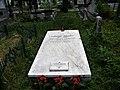 Bucuresti, Romania. Cimitirul Bellu Catolic. Mormantul lui Ludovic Mrazec. Mai 2018.jpg