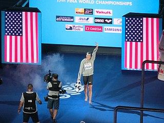 Olivia Smoliga American swimmer