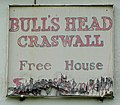 Bull's Head sign - geograph.org.uk - 1407408.jpg