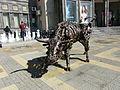 Bull statue (Yerevan) - 2.JPG