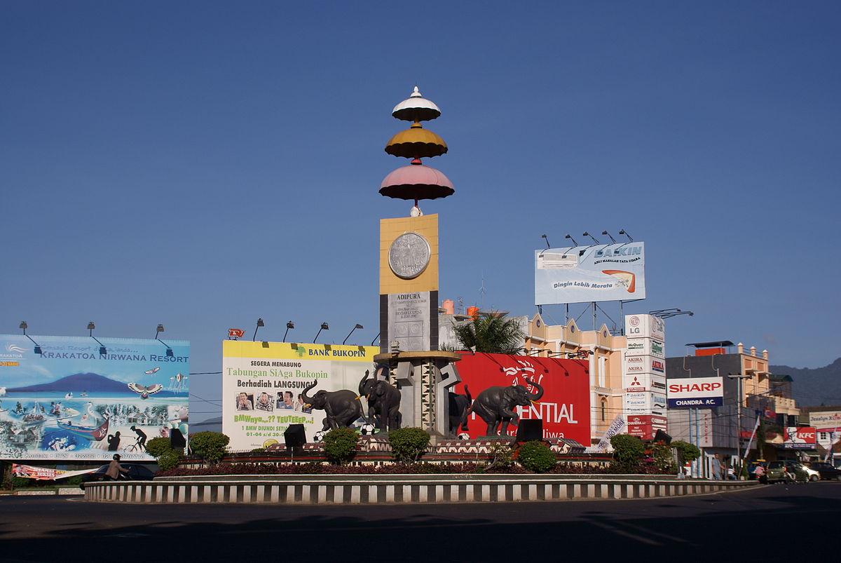 Bandar Lampung - Wikipedia