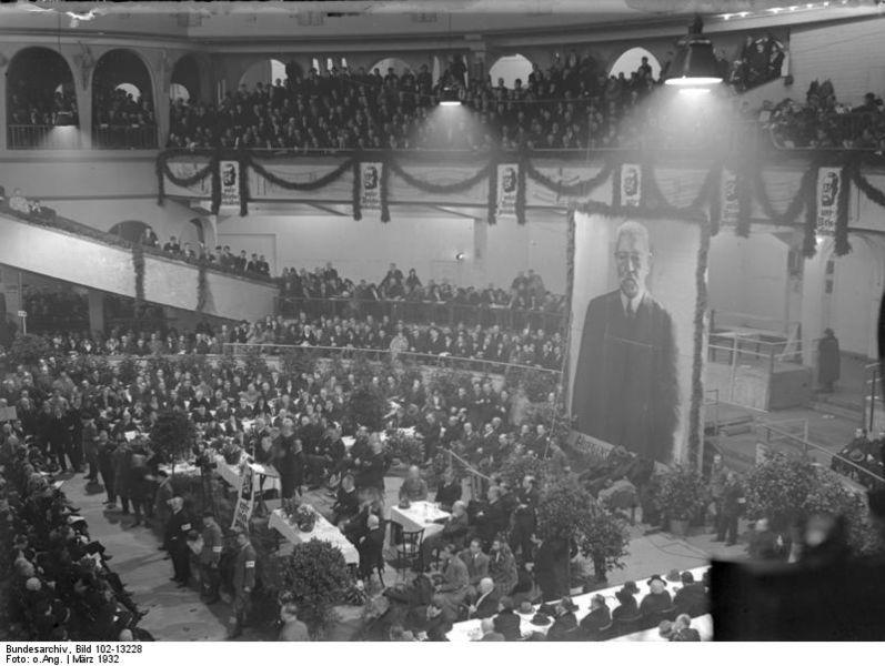 Wahlkampf Berlin