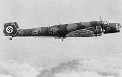 Bundesarchiv Billede 141-2400, Flugzeug Junkers Ju 86. jpg