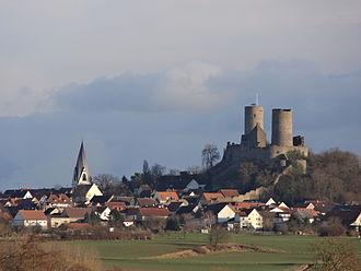 Münzenberg - View of Münzenberg