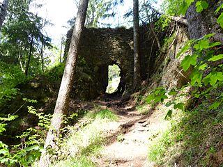 Ruine Liechtenstein