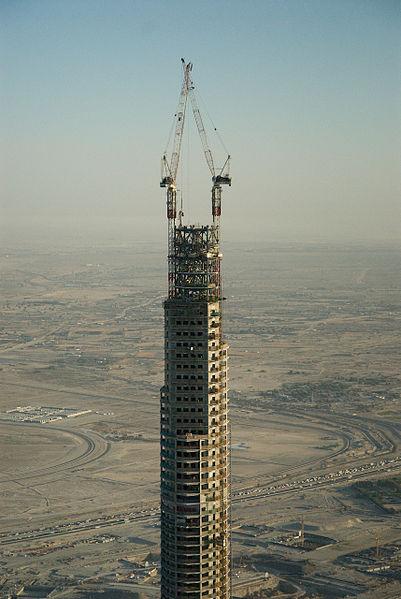 Súbor:Burj dubai aerial closeup.jpg