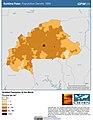 Burkina Faso Population Density, 2000 (5457617514).jpg