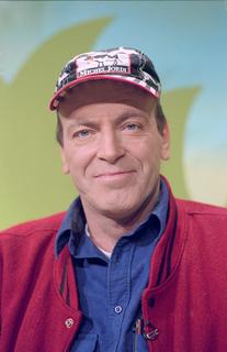 Burny Bos Dutch television presenter, writer, film producer and presenter