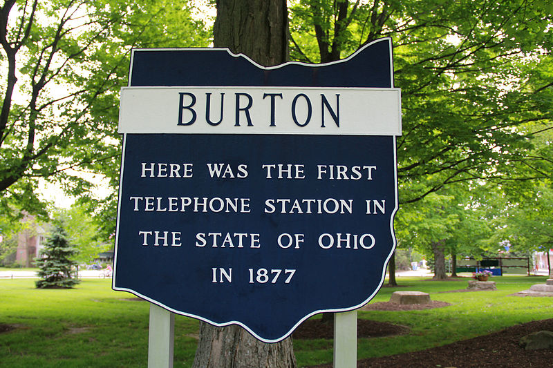 burton friendliest small towns