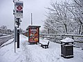 Bus stop, London N14 - geograph.org.uk - 1145805.jpg