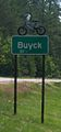 Buyck Community Sign.JPG