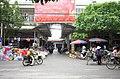 Cổng Chợ Thứa, thị trấn Thứa, huyện Lương Tài, tỉnh Bắc Ninh, phía đường Vũ Giới.jpg