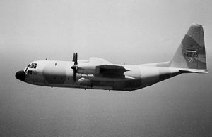 Islamic Republic of Iran Air Force - An IRIAF C-130 Hercules in 1988