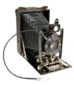 View camera - Image: C.P.Goerz
