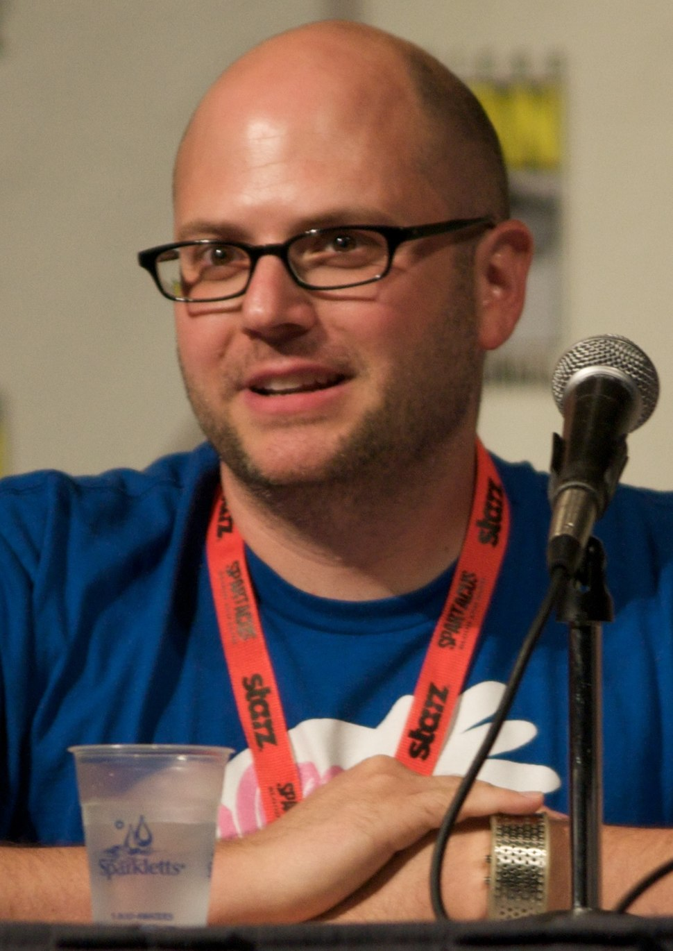 C. H. Greenblatt SDCC 2009 (crop 2)