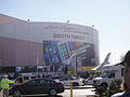CES 2012 - outside the convention center (6791664176).jpg