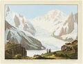 CH-NB - Mont Blanc und Aiguilles du Midi vom Rocher du Couvercle aus - Collection Gugelmann - GS-GUGE-LINCK-B-12.tif