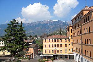 CIMBA -  The CIMBA campus, located in Paderno del Grappa, Italy