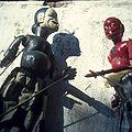 COLLECTIE TROPENMUSEUM Houten wajang golek poppen voorstellende Semar en Cepot TMnr 20025464.jpg